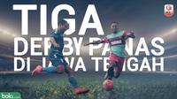Trivia_Tiga Derbi Panas Liga 2 (Bola.com/Adreanus Titus)