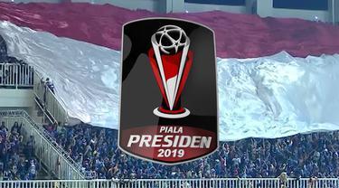 Berita video Piala Presiden 2019 yang akan dimulai 2 Maret dan disiarkan di Indosiar.