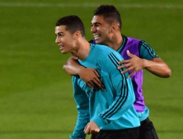 FOTO: Real Madrid Bersiap Hadapi FIFA Club World Cup 2017