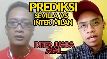 Berita video prediksi final Liga Europa 2019/2020 antara Sevilla melawan Inter Milan yang digelar pada Sabtu (22/8/2020) dinihari WIB.