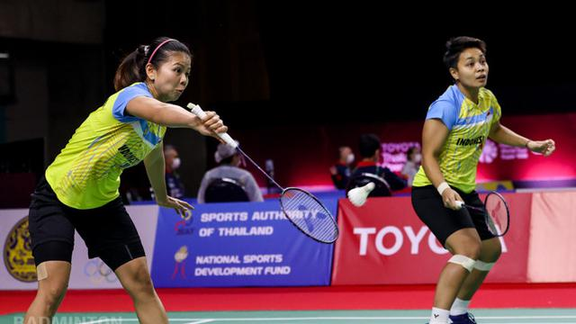 Greysia Polii / Apriyani Rahayu - Toyota Thailand Open 2021
