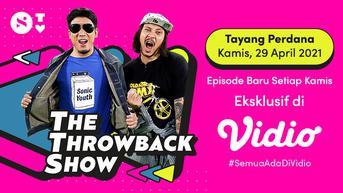 Vincent Desta Bawakan Acara The Throwback Show di Vidio Simak Selengkapnya