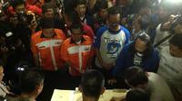 Pertemuan antara Viking dan The Jak diadakan di Mapolres Bogor, Jumat (11/4/2014). (Liputan6.com/Bima Firmansyah)