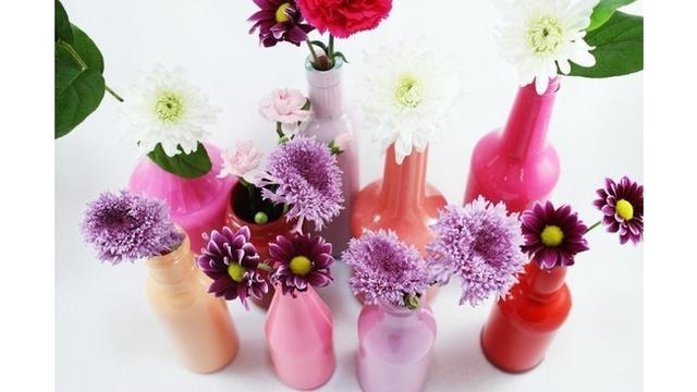 Bikin Sendiri Vas Bunga Unik Dari Botol Bekas Lifestyle Liputan6 Com
