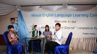 Warga Myanmar Makin Getol Kursus Bahasa Inggris (nexus english center)