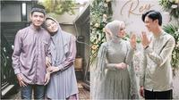 Pasangan Seleb yang Berjodoh Lewat Taaruf, Terbaru Dinda Hauw dan Rey Mbayang. (Sumber: Instagram/ichasoebandono dan Instagram/dindahw)