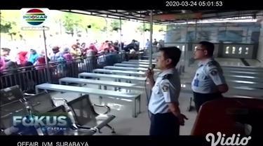 Lembaga Pemasyarakatan (Lapas) Kelas IIB Jombang Jawa Timur, membatasi kunjungan keluarga kepada narapidana atau warga binaan. Pembatasan tersebut guna mencegah penyebaran pandemi virus corona (Covid-19).