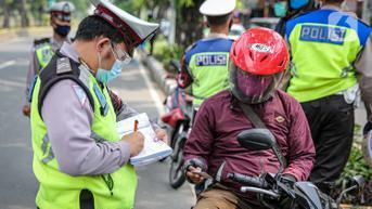 Polisi Gelar Operasi Patuh Jaya 2021, 3 Pelanggaran Ini Jadi Incaran Khusus