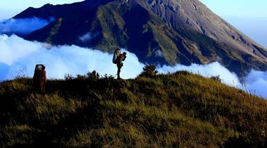 Wisata Jawa Tengah (Gunung Merapi Merbabu)