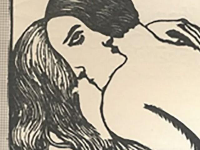 Perhatikan Sketsa Ini Wanita Atau Pria Yang Anda Lihat Pertama