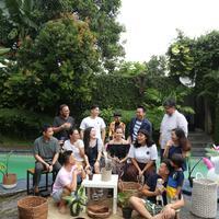Selamat ulang tahun, Jakarta Vegan Guide! (Sumber foto: Daniel Kampua/FIMELA.com)