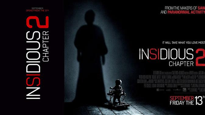 Penikmat Film Inggris Gemari Insidious 2 Showbiz Liputan6 Com