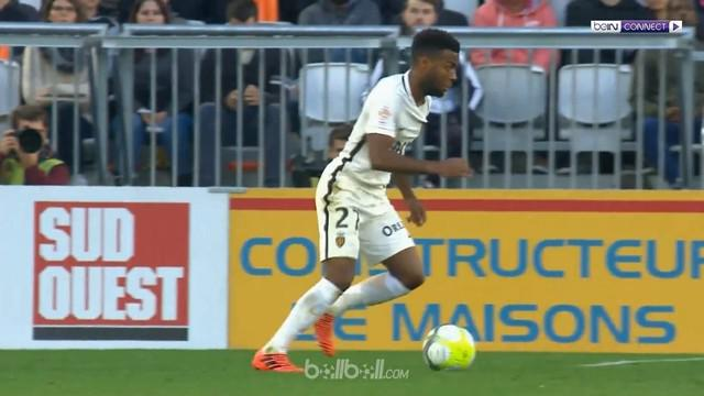 Berita video highlights Ligue 1 2017-2018 antara Bordeaux melawan Monaco dengan skor 0-2. This video presented by BallBall.