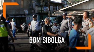Meski dijaga seorang anggota DPRD Sibolga Sarifuddin Lubis nekat menerobos lokasi ledakan bom Sibolga. Sempat terjadi keributan antara dengan Kasatlantas Polres Sibolga AKP. Binsar Aritonang dengan Sarifuddin Lubis.