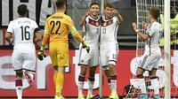 Jerman vs Polandia (AP Photo/Martin Meissner)