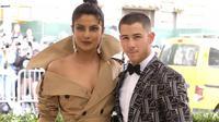 Nick Jonas dan Priyanka Chopra (AP)