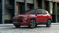 Desain Chevrolet Trailblazer terbaru begitu menggoda. (Autoevolution)