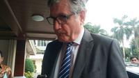 Duta Besar Jerman untuk Indonesia Peter Schoof  (Foto:Liputan6/Putu Merta Surya Putra)