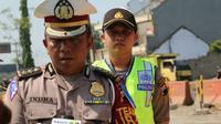 Kepala Tim Urai Ops Ramadniya 2017 Polda Jawa Tengah AKBP Indra Kurniawan Mangunsong, Senin (3/7/2017). (Liputan6.com/Fajar Eko Nugroho)