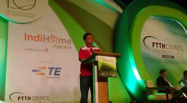 Telkom Perkuat Pembangunan Fiber Optic Sampai Ke Timur Indonesia