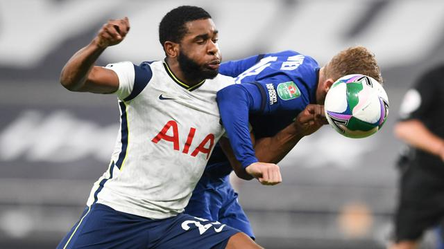 Piala Liga Inggris Tottenham vs Chelsea
