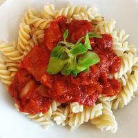 ilustrasi saus pasta/copyright by Daniel Lindstrom (Pexels)