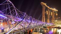 Singapura, negara yang dekat dengan Indonesia ini menawarkan berbagai tempat wisata menarik untuk diabadikan lewat foto selfie.