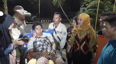 Cerita Korban Tsunami Palu Asal Cirebon Tergulung Ombak Sampai 50 Meter
