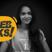 Aurora Ribero menerima tantangan dari redaksi bintang.com, menebak lima judul film.