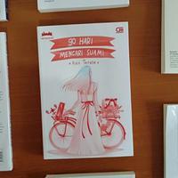 Novel 90 Hari Mencari Suami./Copyright Endah