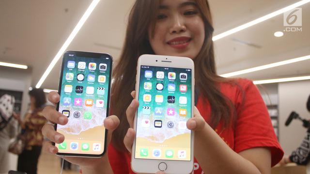 Simak Daftar Lengkap Harga Iphone 8 Hingga Iphone X Di Sini
