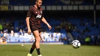 2. Alexis Sanchez - Siapa yang bisa mengira Sanchez ditebus Barcelona dari Udinese dengan penampilan luar biasa dengan postur tubuh yang mungil. Dengan postur 169 cm tidaklah ideal bagi gelandang serang di sepak bola eropa. (AFP/Oli Scarff)