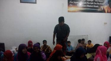 Kisah Provost Rawat Anak-Anak Yatim Piatu Bermodal Keyakinan
