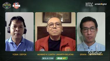 Berita video Dirut PT LIB (Liga Indonesia Baru), Akhmad H. Lukita, mengungkapkan beberapa protokol kesehatan yang ketat di extraordinary Shopee Liga 1 2020. Hal tersebut diungkapkan dalam Half Time Show live pada Senin (28/9/2020).