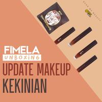 Fimela Unboxing: Update Makeup Kekinian | Dear Me Beauty X Nissin Wafers