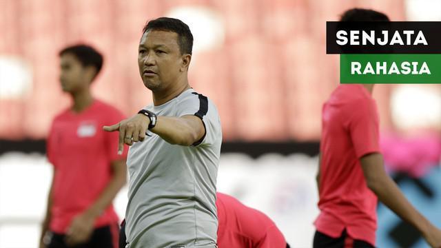 Pelatih Singapura, Fandi Ahmad, mengungkapkan memiliki senjata rahasia yang disiapkan untuk menghadapi Timnas Indonesia.