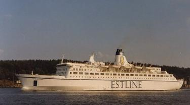 Kapal Feri Estline (Capture/oceanliners andshipsonlineandothervideos)