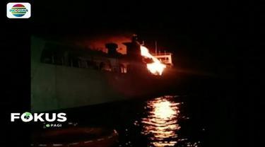 Setelah sempat  menjalani perawatan, enam dari sembilan korban kapal terbakar di Gresik diperbolehkan pulang. Sementara tiga korban lainnya masih dirawat di rumah sakit.