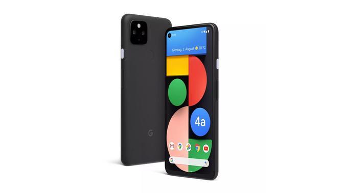 Pixel 4a 5G. (Doc: Google)