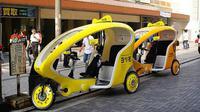 Taksi unik ini memiliki penampilan paling unik di dunia