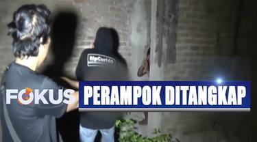 AD merupakan salah satu anggota komplotan perampok di sejumlah minimarket yang ada di Kota Makassar, menyusul ditangkapnya rekan pelaku sebelumnya.