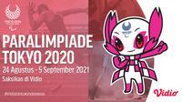 Opening ceremony Paralimpiade Tokyo 2020 akan berlangsung Selasa 24 Agustus 2021 dan Anda bisa menyaksikannya secara live streaming di Vidio. (Sumber : Dok. Vidio)