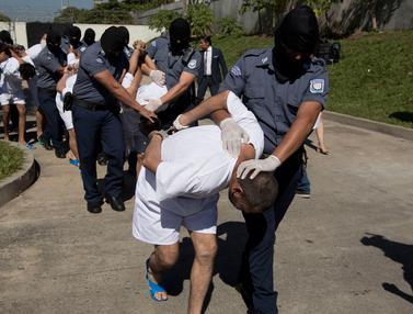 Puluhan Anggota Geng Paling Berbahaya Pindah Penjara