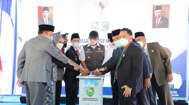 Puluhan Pembangunan Infrastruktur Jadi Kado Spesial HUT Kabupaten Empat Lawang