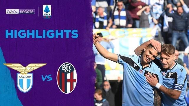 Berita Video Highlights Serie A, Lazio Vs Bologna 2-0