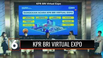 VIDEO: BRI Gelar KPR Virtual Expo, Permudah Millennial Raih Rumah Impian