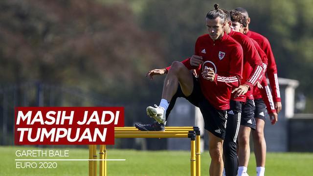 Berita Video Gareth Bale Masih Jadi Andalan Timnas Wales di Euro 2020