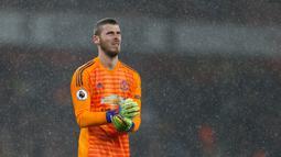 1. David de Gea (Manchester United) - Overall 91 (AFP/Ian Kington)