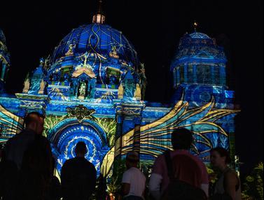 Festival Cahaya Tahunan di Berlin