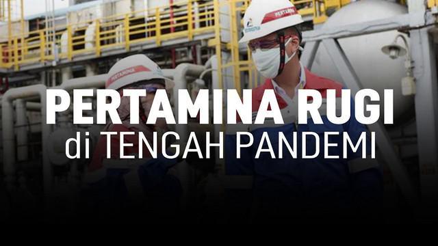 PT Pertamina (Persero) membukukan kerugian Rp 11,13 T pada semester I tahun 2020. Ini dia faktor anjloknya pendapatan pertamina.